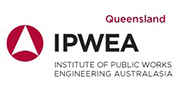 Institute of Public Works Engineering Australasia Queensland Logo
